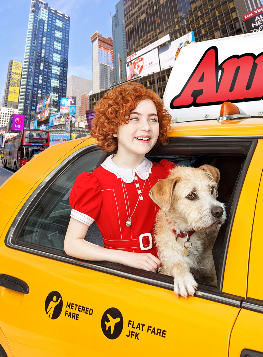 Annie on Broadway