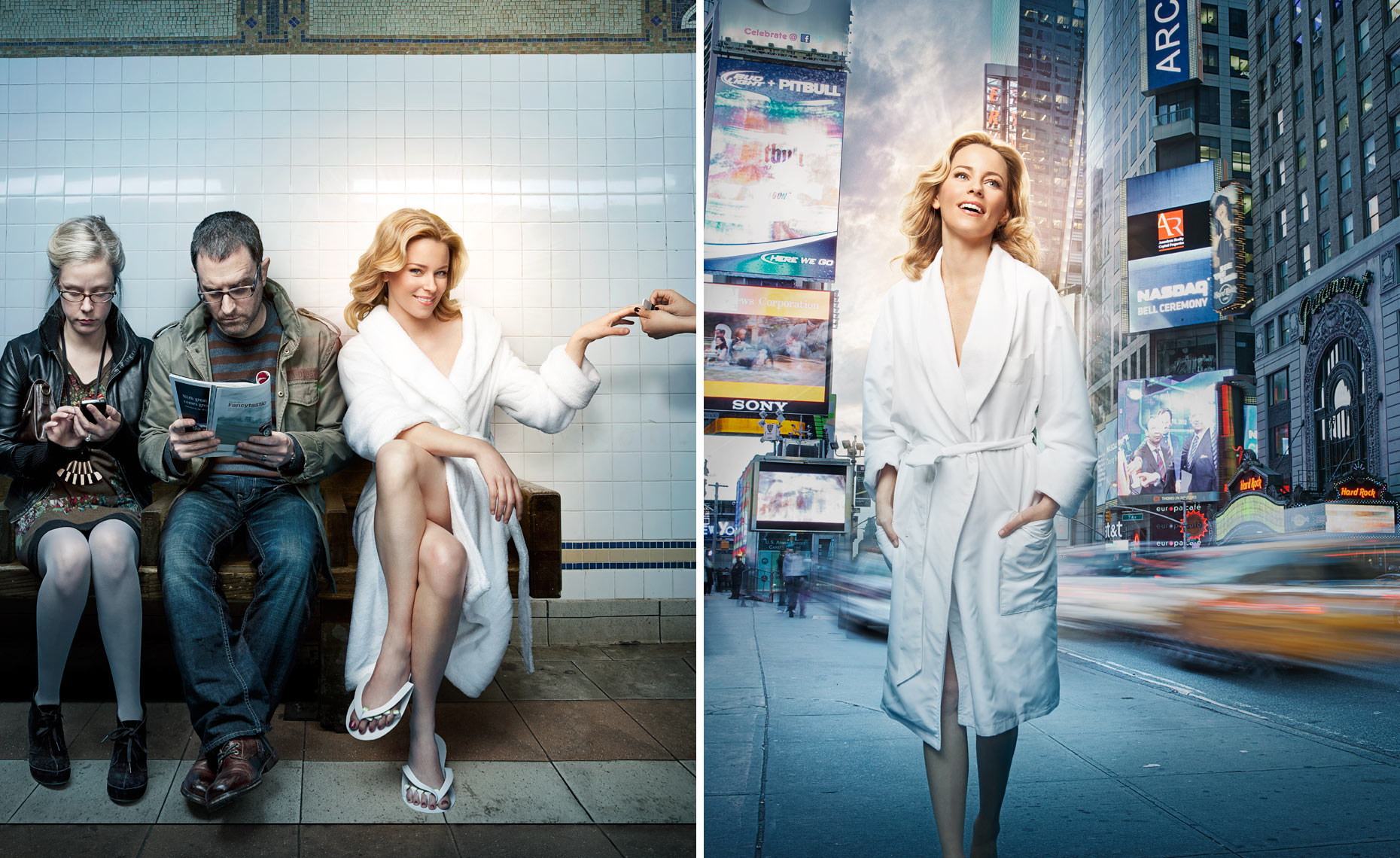 Elizabeth Banks / NY Spas © Dale May