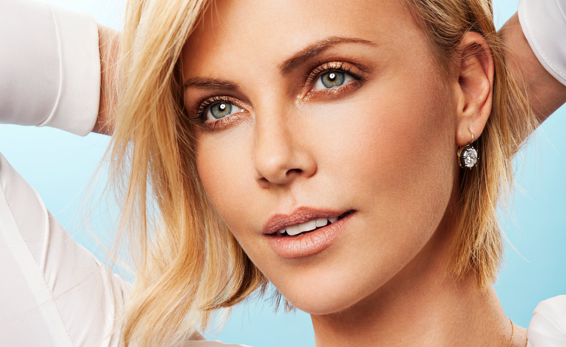 Charlize Theron © Dale May