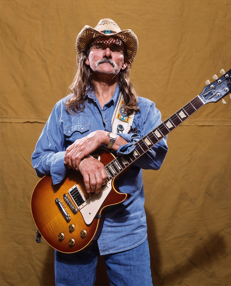 Dickey Betts of the Allman Brothers