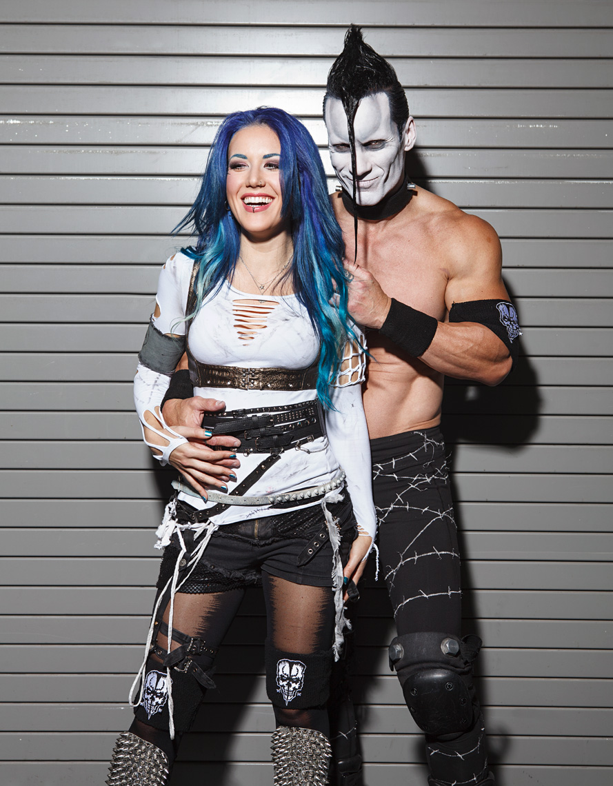Doyle and Alyssa