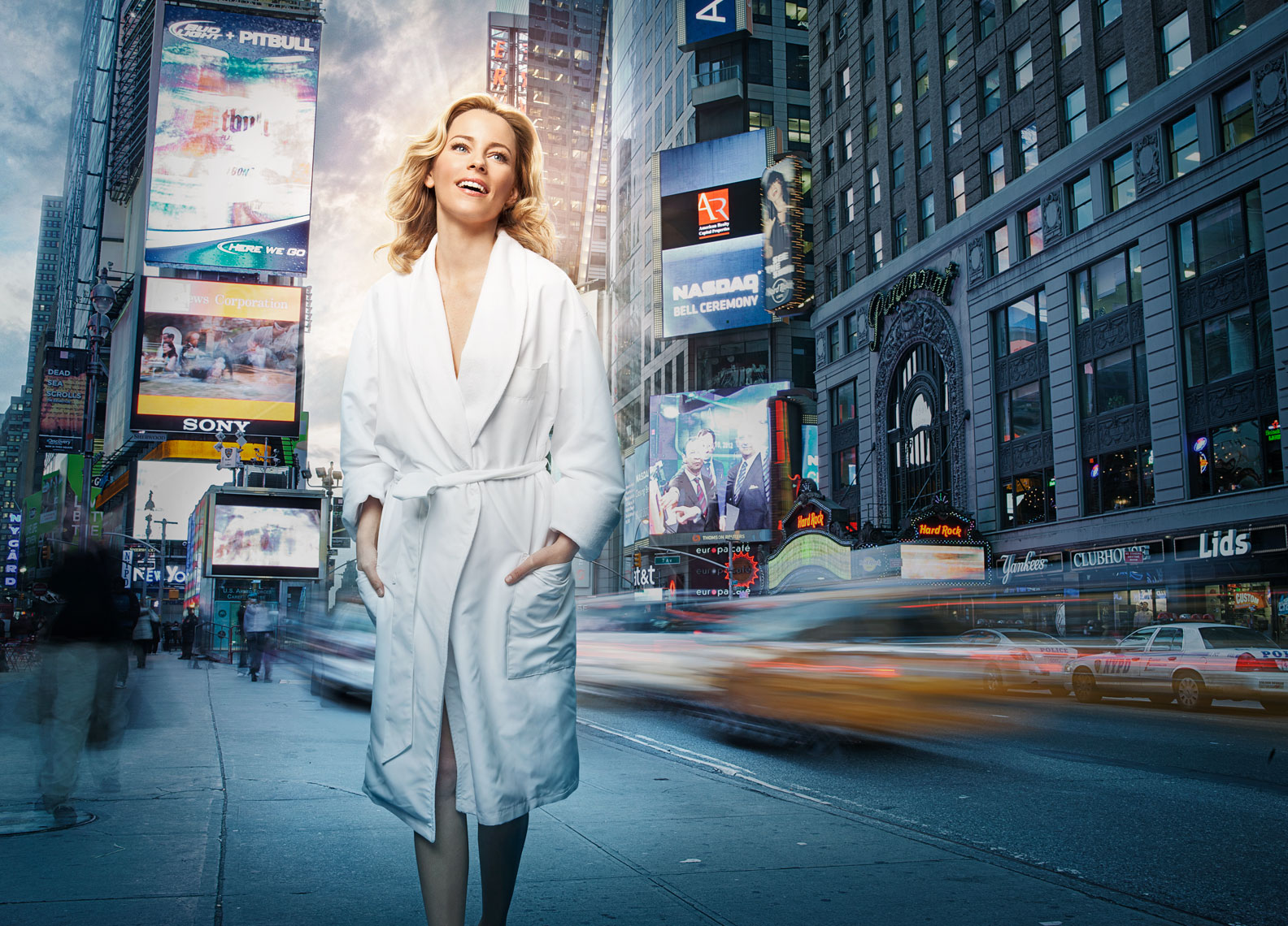 Best NYC spas featuring Elizabeth Banks
