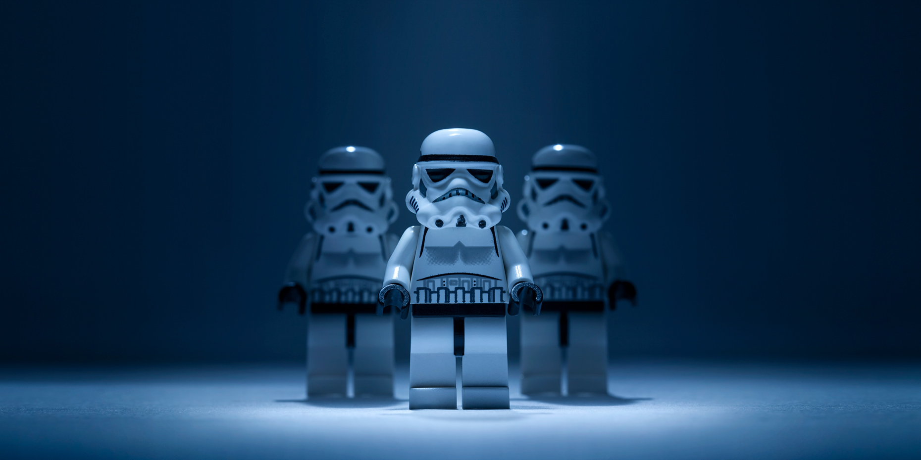"Lego Wars ""Night Troopers"""
