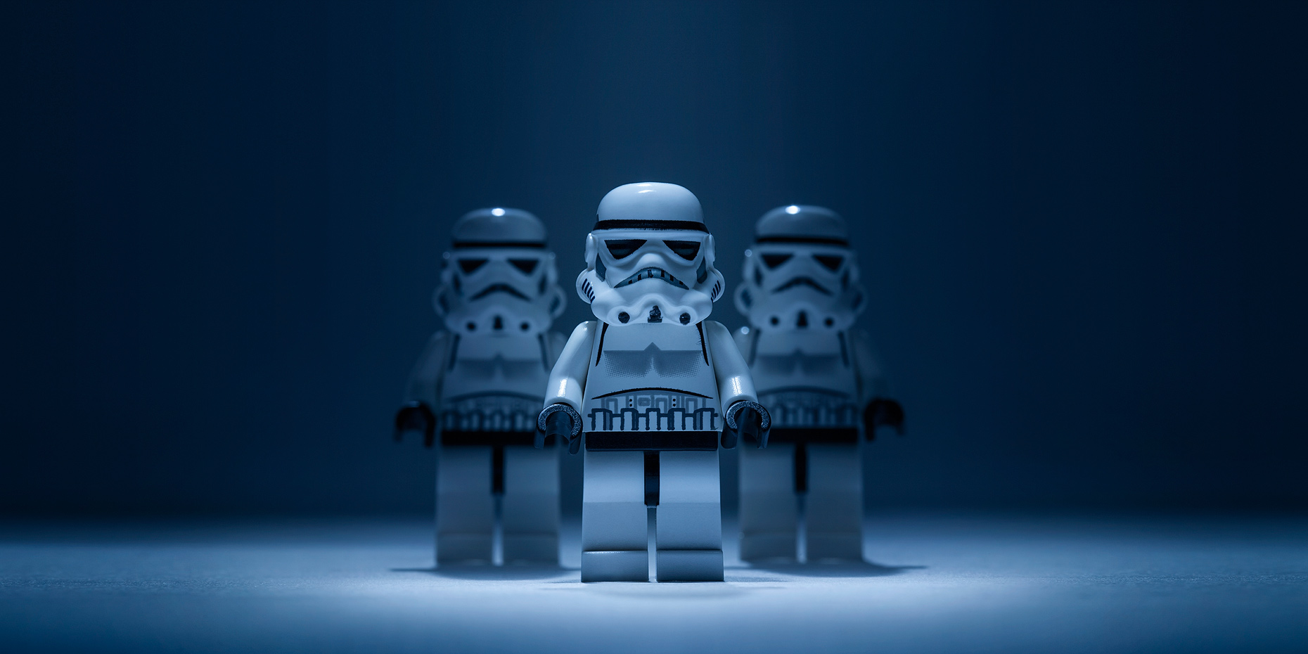 "Lego Wars - ""Night Troopers"" © Dale May"