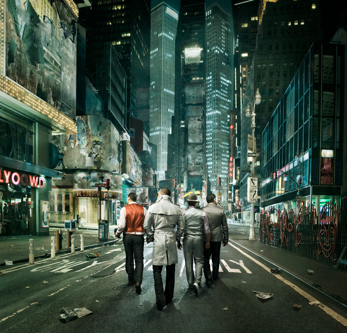 "Aventura ""The Last"" Album Art"