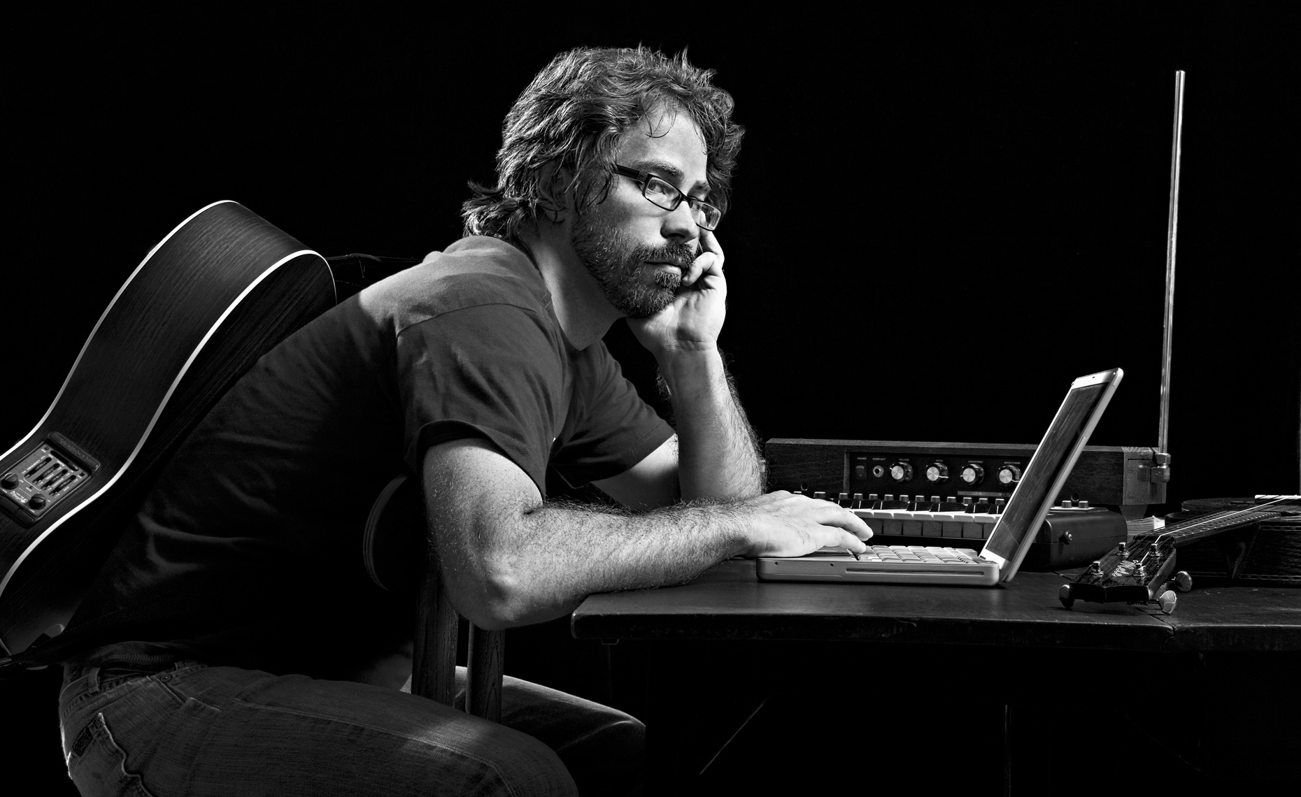 Jonathan Coulton © Dale May