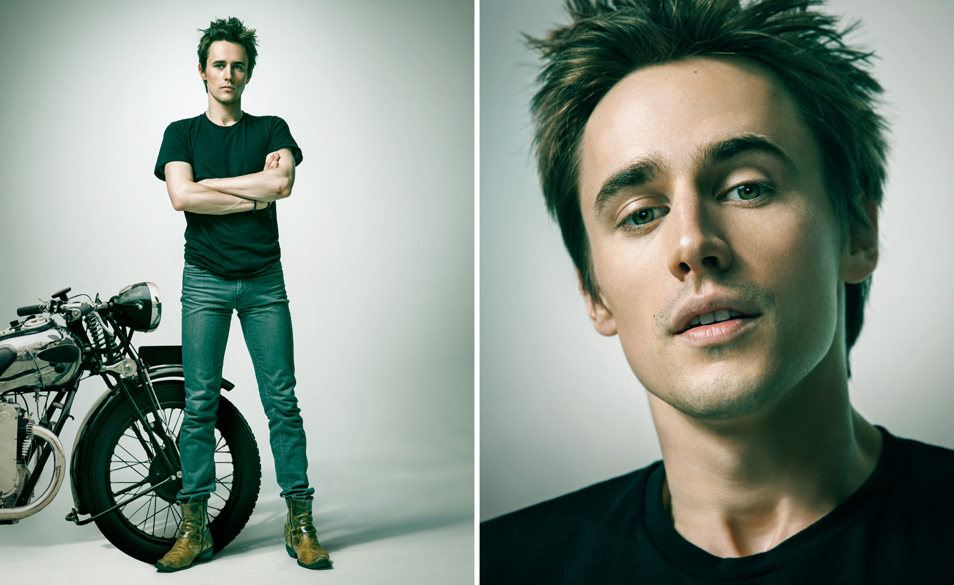 Reeve Carney © Dale May