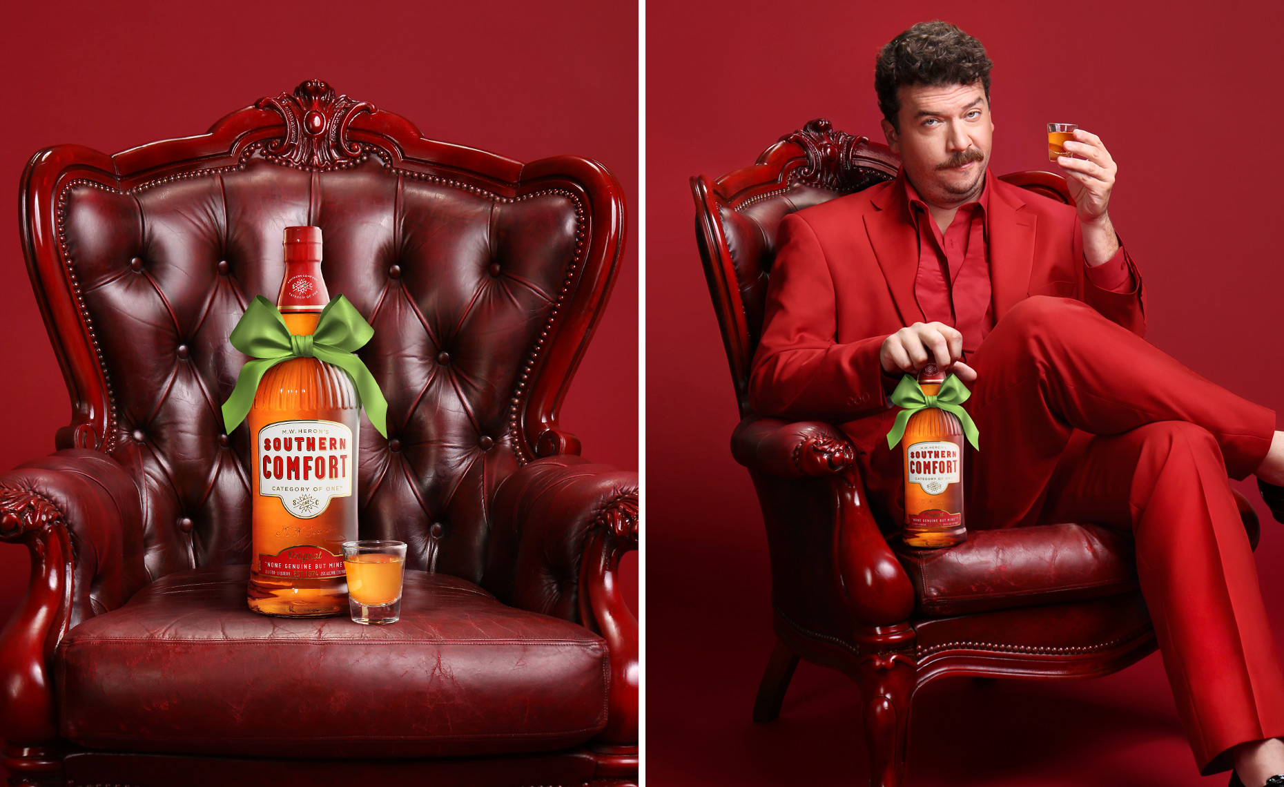 Danny McBride for Southern Comfort © Dale May