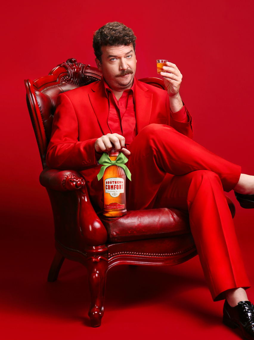 Danny McBride for Southern Comfort