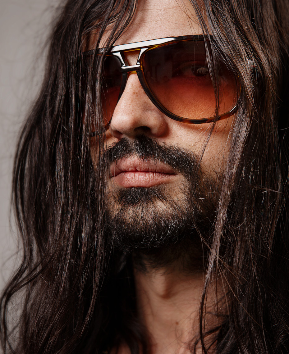 Tomo Milicevic of Thirty Seconds To Mars