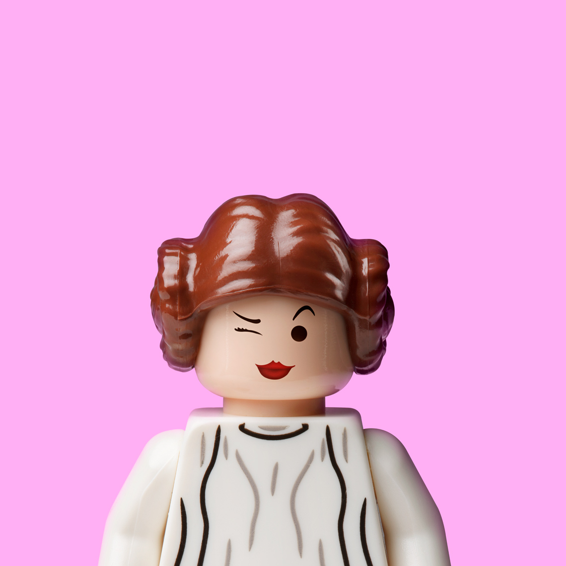 "Lego Wars ""Princess Leia"